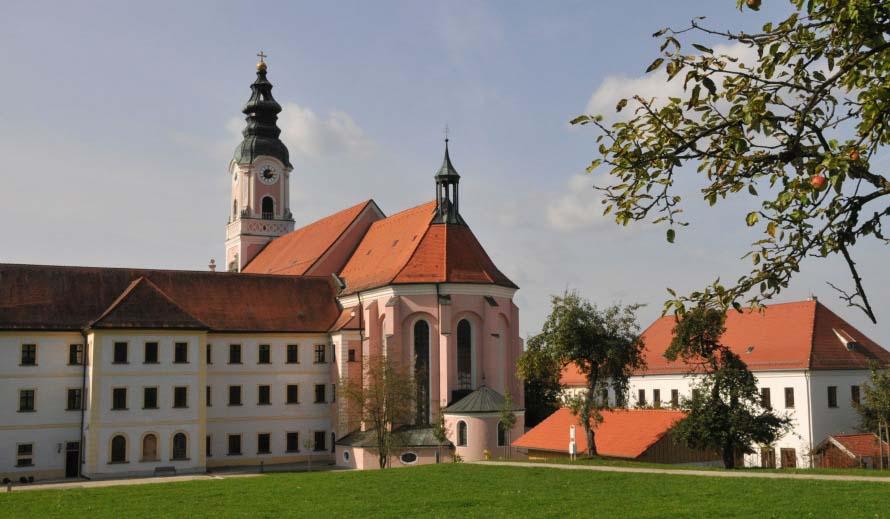 Aldersbach-Klosterkirche