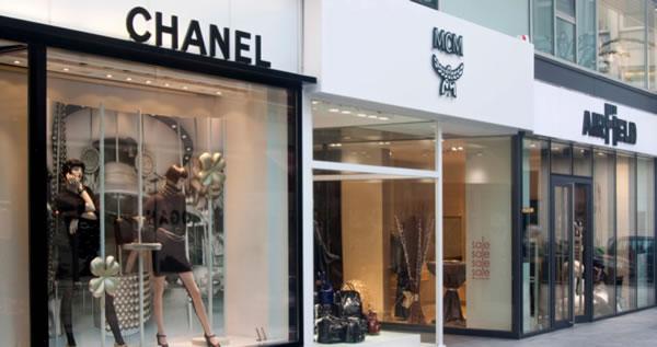 Удачный шоппинг в Дюссельдорфе